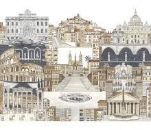 Rome – Travel Illustration